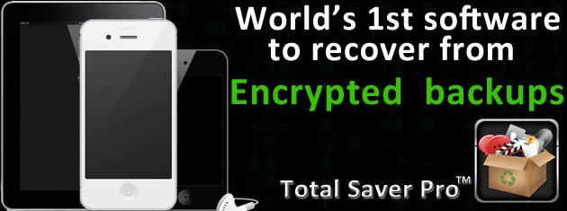 Un-encrypt iPhone Backup